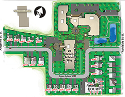 Arbour Village Site Plan